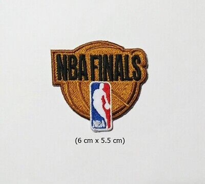 NBA Finals  Sport Logo   Embroidery Iron,sewing,patch on Clothes.