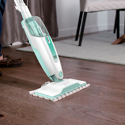 Shark Steam Mop S1000A - Clean and Sanitize with Just Water