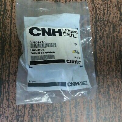 OEM CNH CASE NEW HOLLAND Tractor HOOD HANDLE 83909243 NOS