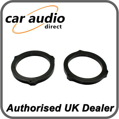 Connects2 CT25FD09 Ford Focus Mondeo 2004> Rear Doors 16.5cm Speaker Adapters