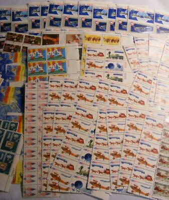 U.S. Postage Stamp Lot   Over $100 Face Value   New Useable Stamps    Group 7
