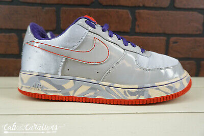 online store f5647 8f883 Nike Air Force 1 Premium 07 315186-441 Womens Size 9.5 Gray