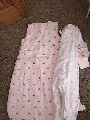 Baby Girls Next Bundle Bnwt 3-6 Months Swan