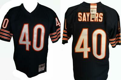 11988341 1969 Gale Sayers #40 Chicago Bears Mens Sizes S-M Mitchell & Ness Jersey  $150