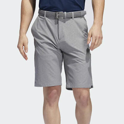 """Adidas Golf Men's Ultimate 365 Camo Shorts Grey Size: 34"""" Dq2175 New!! 19786"""