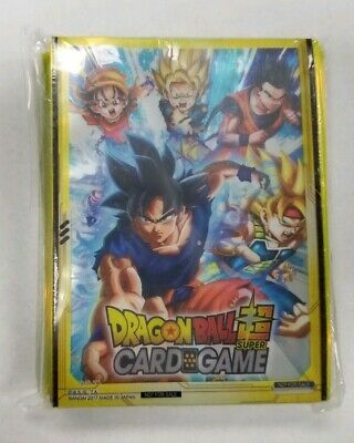 Dragonball Super DBS Promo Union Force Vegito Winner 50 Count Sleeves New Sealed