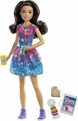 Barbie FHY89 Skipper Babysitters INC Doll and Accessories,