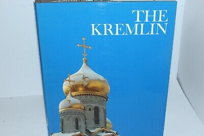 Newsweek Wonders of Man Hardcover Book-The Kremlin