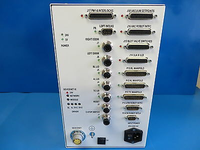 Brooks Automation 184614 Robot Controller Rev. A