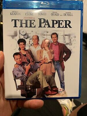 The Paper [New Blu-ray] Manufactured On Demand, Widescreen, Ac-3/Dolby Digital