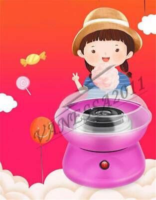 220V Children Cotton Candy Make Machine Floss Carnival Party Fluffy Sugar
