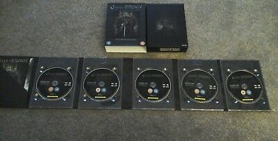 Game of Thrones: The Complete First Season DVD (2012) Sean Bean