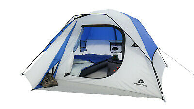 4 Person Camping Dome Tent Ozark Trail Outdoor Family Outings Picnic Hiking Camp