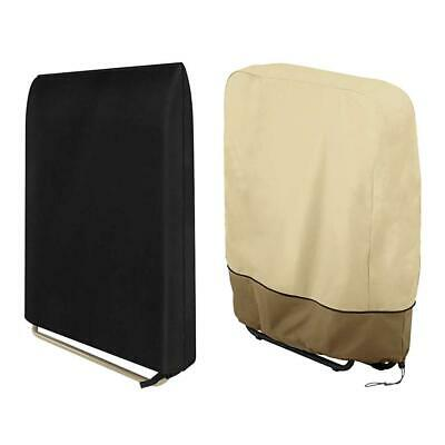 Outdoor Recliner Cover Waterproof Canopy Garden Terrace Folding Chair Covers New