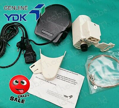 Genuine Ydk Sewing Motor & Foot Control/Power Pedal, Most Older Machines Blb357