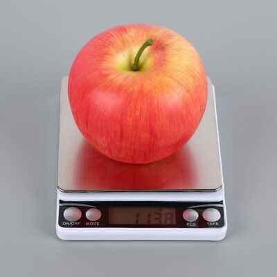 Multifunctional LCD Electronic Digital Scale 0.1G/0.01G Kitchen Weight Scales pu