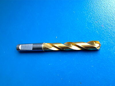 1 x VHM Drill Bit Titex plus 9,0MM 5XD with Internal Coolant New!