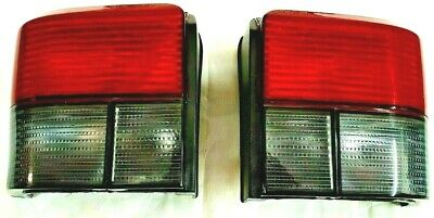 VW T4 Transporter 1990-2003 Half Smoked Rear Tail Lights Lamps