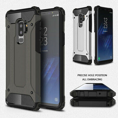 Shockproof Hybrid Combo Armor Case Cover For Samsung Galaxy S8 S7 S6 Edge Plus