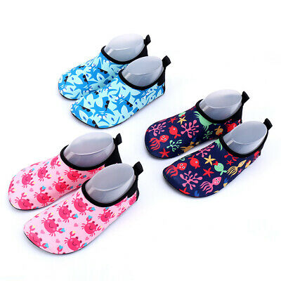 Toddler Kids Swim Water Shoes Baby Child Quick-Dry Non-Slip Barefoot Beach Socks
