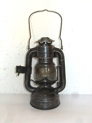 """Petroleum Lampe, Laterne,  """" FROWO No. 50 """" Made in Germany, mit Halterung"""