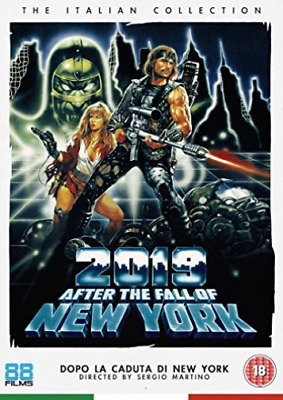 2019: After The Fall Of New York DVD NUOVO