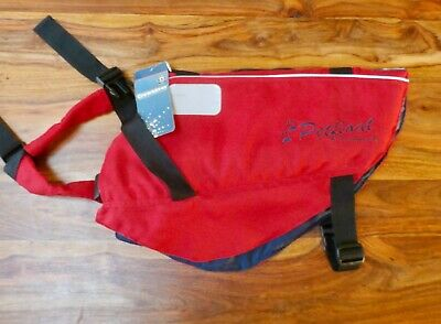 Red Pet/ Dog Float By Crewsaver - Size Large - Never Used
