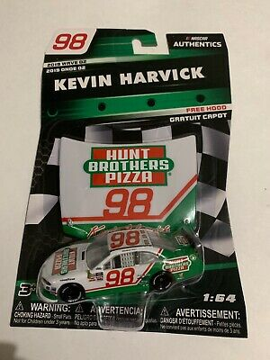 NASCAR 2019 KEVIN HARVICK #4 HUNTS BROTHERS PIZZA 1//64 DIECAST CAR