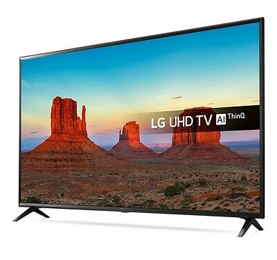 "LG ThinQ 55"" 4K Smart TV (55UK6300PLB) HDR 4K Smart TV - 12 Month Warranty"