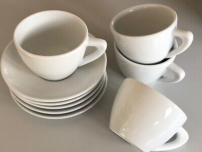 5 x Manufactum Cappuccinotasse Made in Italy *** TOP ***