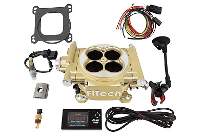 FITECH 70011 EFI 500HP Ultimate LS Induction System manual
