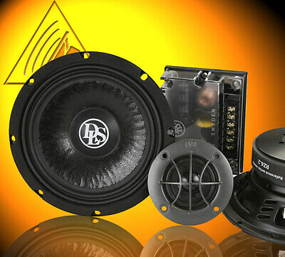 DLS Reference RZ6.2 - 2-way component 6,5 inches NEW SPEAKERS