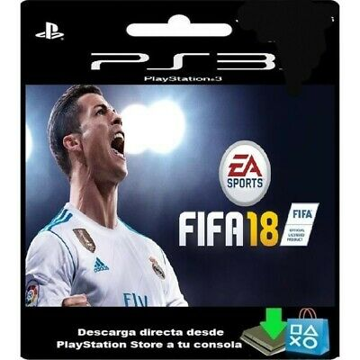 Fifa 18 PS3 *castellano* no cd