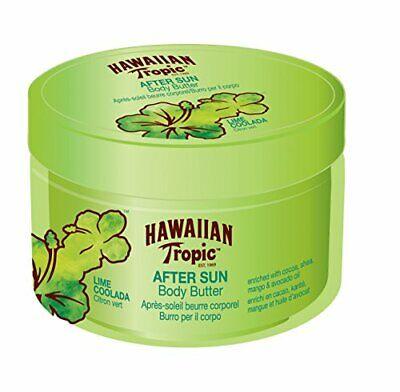 Hawaiian Tropic AfterSun Body Butter L(Crema Corporal After Sun Lima Colada)
