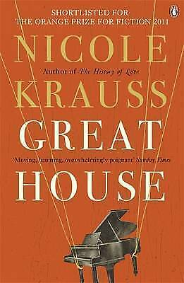Great House by Nicole Krauss (Paperback, 2011)