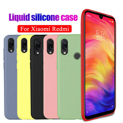For Xiaomi Mi9 Mi8 Redmi Note7 6Pro Soft Silicone Case Ultra Thin TPU Back Cover