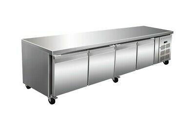 Commercial Under Counter Refrigerator Prep Bench
