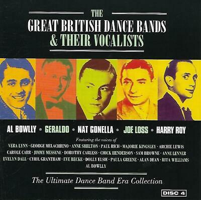 The Great British Dance Bands & Their Vocalists (Disc 4) (2005 CD Album)
