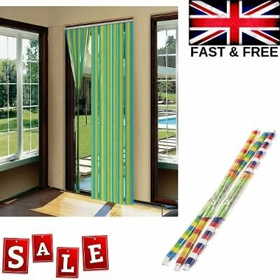 Plastic Strips Insect Control Mosquito Blinds Door Screen Protection Stop Fly