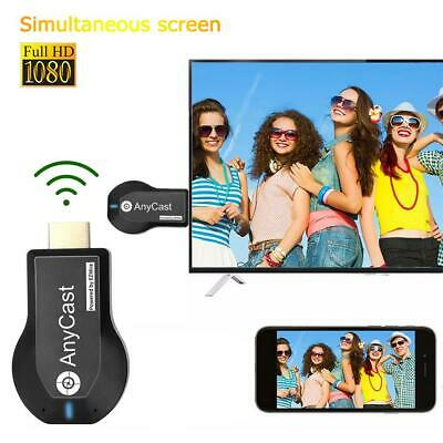 AnyCast 1080P Wireless WiFi Display TV Stick Dongle Empfänger Miracast HDMI DLNA