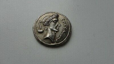 Repro Ancient Rome Coin - Denarius Julius Caesar - Free Worldwide Shipping