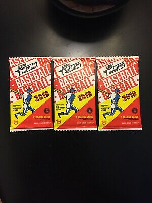 2019 Topps Heritage Baseball 1970 CLOTH STICKER Short Print SP (3x) Hot Pack LOT