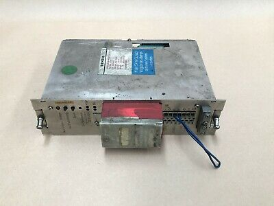 Siemens 6Ev3054-0Dc Power Supply Unit Din41752 System Module