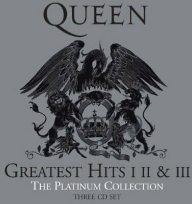 QUEEN Platinum Collection Japan Cd