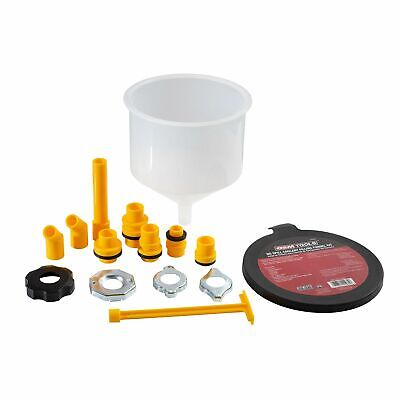 OEMTOOLS 87009 No Spill Coolant Filling Funnel Kit  - NEW Updated Version