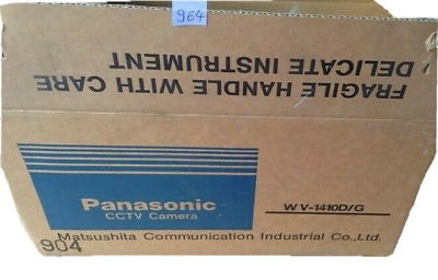 Panasonic CCTV Kamera , Model : wv-1410 D/G original Box