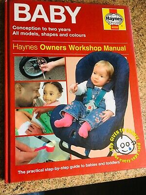 The Haynes Baby Manual: Conception to Two Years by Dr. Ian Banks (Hardback,...