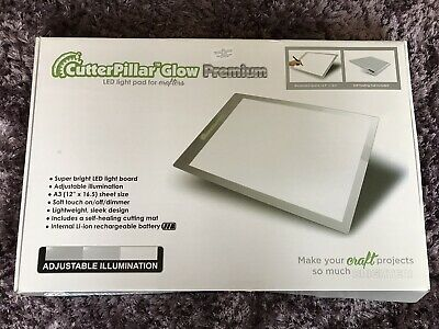 CUTTERPILLAR CUT01940  GLOW PREMIUM LED LIGHT BOARD