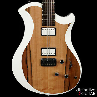 Brand New Relish Mary A One Tineo Swiss Electric Guitar Piezo Swappable Pickups