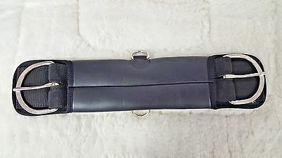 """NEW HORSE TACK! Showman 36/"""" Western Neoprene Girth W// SS Double Roller Buckles"""